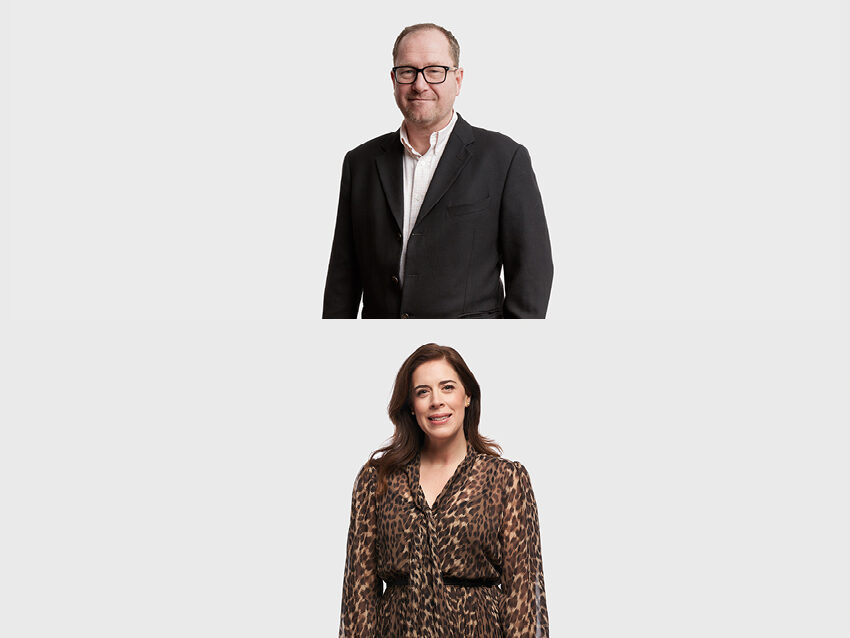 Rob Gatzke & Megan Spinos