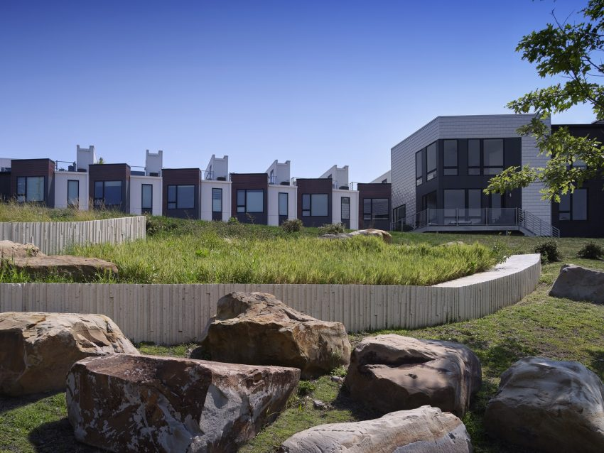 Battery Park – Lakeside Townhomes