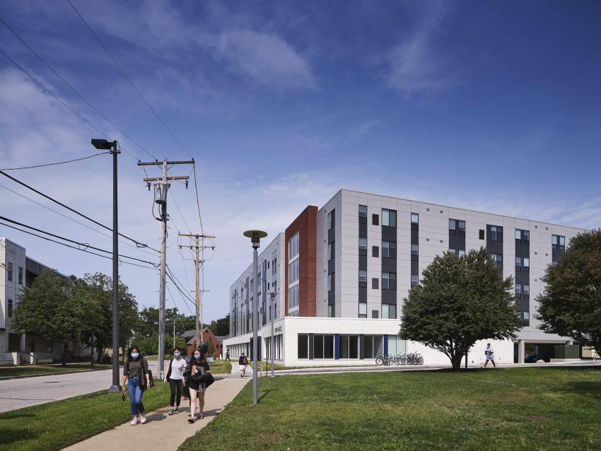 Cleveland Institute of Music Student Housing